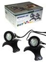 LAMPA OGRODOWA, 2 X 20 LED CQD-120L 2 X 1,5 W