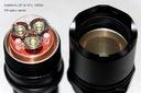 Latarka EDC X1 3x XP-L, 3x Nichia ext 3.5 1800lm Rodzaj wielofunkcyjne