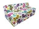 Sofa fotel materac składany rozkładany kolory LON