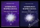 Astrologia współczesna Tom I i II Elena Suszcznska