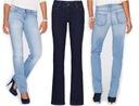 P757 KLASYCZNE SEXI spodnie JEANSY damskie 36/38