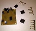 Sterownik sygnalizacji świetlnej, skrzyżowanie LED