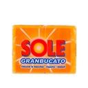 SOLE włoskie mydło do prania Granbucato, 2x250g