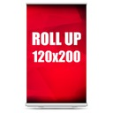 ROLL UP ROLLUP 120x200 1440DPI 24H BLOCKOUT