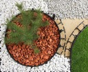 Obrzeże trawnikowe ogrodowe krawężnik palisada45mm