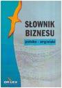 Słownik biznesu polsko-angielski NOWA Dr Lex