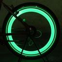 Lampka LED na szprychy nakładka rowerowa na koła Źródło światła dioda LED