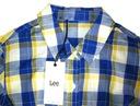 Lee shirt dress DAMSKA SUKIENKA - TUNIKA W KRATĘ S Wzór dominujący kratka