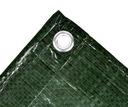 Krycia plachta - Celta - Plachta 12 x 18 m silná zelená super kvalita 90 g