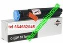 HUR Toner canon CEXV18 IR 1018 1019 1020 1022 1023