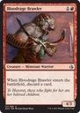 MTG Bloodrage Brawler (Uncommon)