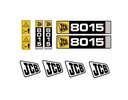 Naklejki naklejka JCB 8014, 8015, 8016, 8017, 8018