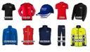 5 szt Koszulka męska polo z haftem FIRMA logo HAFT Rękaw krótki rękaw
