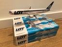 Модель самолета BOEING 767-300 LOT + бесплатная Доставка! доставка товаров из Польши и Allegro на русском