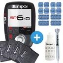 Elektrostymulator Compex SP 6.0 + Prezenty Kod producenta SP60