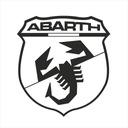 Naklejki tuningowe Fiat 500, Abarth