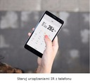 Xiaomi Uniwersalny Pilot IR WiFi + zasilacz USB Zasilanie sieciowe