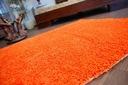 DYWAN SHAGGY 5cm 200x200 pomarańcz KAŻDY RO @10649 Kształt Prostokąt