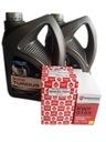 Olej Turdus 10L+filtr PP84+filtry paliwa C330 C360
