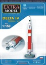Extra Model_DELTA IV Medium+ 4.2_skala 1:150 доставка товаров из Польши и Allegro на русском