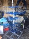Wózek na kopyta montażowy maszyny obuwnicze