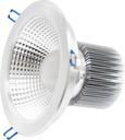 OPRAWA LED DOWNLIGHT ECO DEEP 18W SILVER OKAZJA*