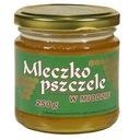 Mleczko pszczele miód witamina B C D żelazo wapń