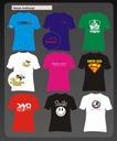 Koszulka T-shirt z Twoim nadrukiem dwustronnym Wzór dominujący print (nadruk)