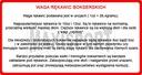 Rękawice bokserskie skórzane MASTERS RBT-VINTAGE Rozmiar 12 oz