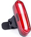 Zestaw lampka ROWER przód tył POWER BANK 900 USB Liczba trybów świecenia 5