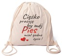Plecak z Twoim Logo Nadrukiem Grafiką Materiał dominujący bawełna