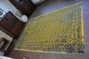 DYWAN VINTAGE 80x150 KWIATY żółty #B831 Materiał wykonania polipropylen
