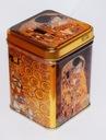 Puszka na herbatę Klimt Pocałunek 100g
