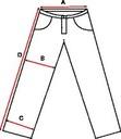 Spodnie dresowe EVERLAST dresy BAWEŁNIANE tu XL Marka Everlast