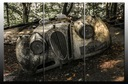 Obraz Auto Zabytek Samochód Wrak Jaguar