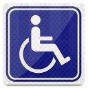 INWALIDA NIEPEŁNOSPRAWNI Niepełnosprawny ODBLASK