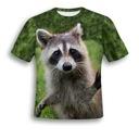 KOSZULKA 3D FULLPRINT T-shirt SZOP M MODNA PL Płeć Produkt uniseks