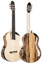 Gitara Klasyczna Lutnicza bez otworu rezonansowe