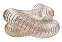 Przewód wąż odciąg trocin 110x6m POLIURETAN spiro