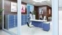 Szafa szafka kartotekowa format B5 medyczny Producent inny