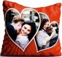 подушка с Вашей фотографией фото надпись 40x40cm