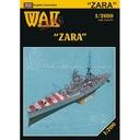 ОАК 1/10 -Итальянский крейсер ZARA 1:200 доставка товаров из Польши и Allegro на русском