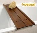 drewniana mata łazienkowa KOPERTOWA 41,5x60 KOSPOD Waga (z opakowaniem) 5 kg