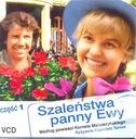 Szaleństwa panny Ewy cz. 1. Nowy VCD.