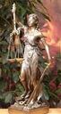 фигурка ФЕМИДА Богиня правосудия ВЕРОНЕЗЕ