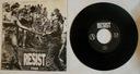 RESIST SP - FREE black vinyl