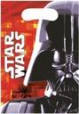 Torebki prezentowe Star Wars Urodziny Party 6 szt.