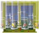 Firana z kolekcji budowa 300x140cm (malowana) SALE