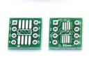 Adapter przejściówka SO8, MSOP8, uSOP8 - DIL8 typ2