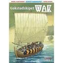 ОАК 9/18 - ладья викингов из Gokstad с ок 850r 1:72 доставка товаров из Польши и Allegro на русском